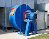 El ventilador industrial Foto de archivo libre de regalías