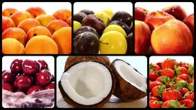 El verano da fruto collage metrajes