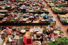 El verano de China en el arroz wuchichan de la isla coloca en colores fantásticos Imágenes de archivo libres de regalías
