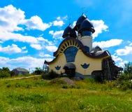 El verano original de la iglesia Fotografía de archivo