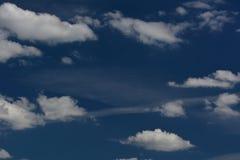 El verano se nubla en Berlín y Brandeburgo, Alemania Foto de archivo