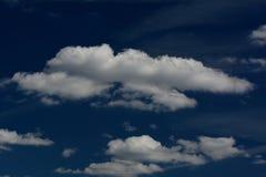 El verano se nubla en Berlín y Brandeburgo, Alemania Fotos de archivo