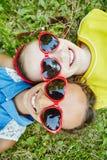 El verano se relaja Foto de archivo libre de regalías