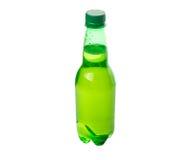 El verde coloreó bebidas de la soda II Foto de archivo