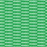 El verde deja el modelo Fotografía de archivo libre de regalías