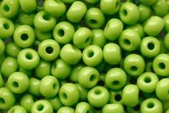 El verde gotea el surtido imagen de archivo libre de regalías