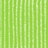 El verde raya el modelo inconsútil Fotografía de archivo