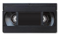 El VHS sujeta con cinta adhesiva Imágenes de archivo libres de regalías