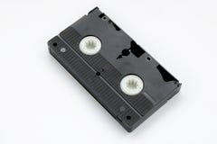 El VHS sujeta con cinta adhesiva Fotografía de archivo