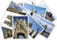 El viajar alrededor de Inglaterra Imagen de archivo