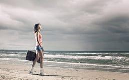 El viajar del verano Fotografía de archivo