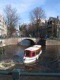 El viajar en Amsterdam fotografía de archivo libre de regalías