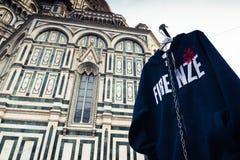 El viajar en Florencia Fotografía de archivo libre de regalías