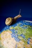 El viajar lento Fotografía de archivo libre de regalías
