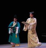 """El viaje en el  del oeste de Chamber†del """"the de la ópera del templo-Kunqu imágenes de archivo libres de regalías"""