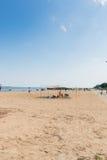 El viaje turístico y se relaja en verano Fotos de archivo libres de regalías