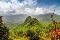 EL vibrante Yunque di vista Fotografia Stock Libera da Diritti