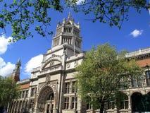 El Victoria y el museo de Albert Imagen de archivo libre de regalías