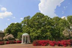 El viejo bien en Chapel Hill Imágenes de archivo libres de regalías