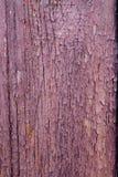 Textue de madera del viejo cruckle Imágenes de archivo libres de regalías