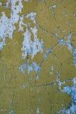Viejo textue de la pared del cruckle Fotos de archivo libres de regalías