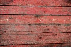 El viejo fondo, superficie agrietada, pintura con los rasguños, mojó la madera y a tableros pintados foto de archivo libre de regalías