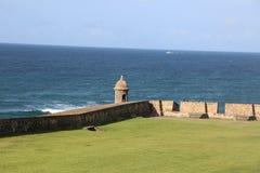 El viejo San Juan, Stary San Juan, losu angeles perla Fotografia Royalty Free