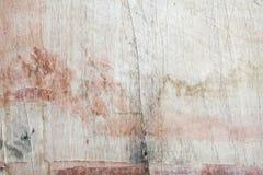 El viejo splat de madera texturizado fondo tiene rasguño fotografía de archivo libre de regalías