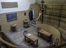 El viejos museo y Herb Garret del teatro de operaciones foto de archivo libre de regalías
