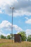 El viento giratorio subió Imagenes de archivo