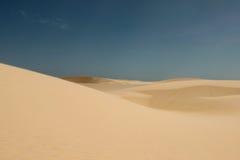 El viento y la arena Imagen de archivo