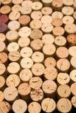 El vino tapa _1 con corcho Imagen de archivo