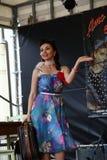 El vintage arraiga el giugno 2018 del al 24 de Inzago MI Italia dal 19 del festival Fotografía de archivo libre de regalías