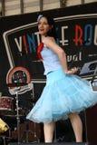 El vintage arraiga el giugno 2018 del al 24 de Inzago MI Italia dal 19 del festival Fotografía de archivo