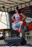 El vintage arraiga el giugno 2018 del al 24 de Inzago MI Italia dal 19 del festival Foto de archivo libre de regalías