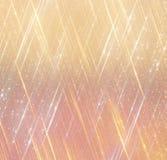 El vintage del brillo enciende el fondo Fondo abstracto del oro defocused stock de ilustración