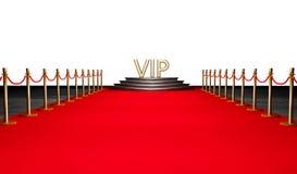 El VIP 3d rinde símbolo libre illustration