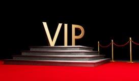 El VIP 3d rinde símbolo stock de ilustración