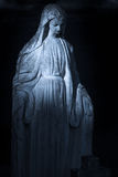 El Virgen María bendecido ofrece comodidad Fotos de archivo
