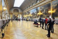 El visitar de los turistas Foto de archivo libre de regalías