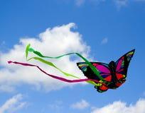 El volar arriba Fotografía de archivo libre de regalías