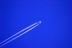 El volar arriba foto de archivo libre de regalías