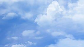 El volar en el cielo ilustración del vector