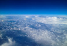 El volar sobre 1 Fotos de archivo