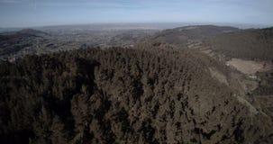 El volar sobre un bosque en España metrajes