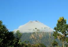 El volcán de Arenal Fotos de archivo libres de regalías