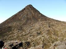 El volcán de Pico Imágenes de archivo libres de regalías