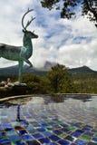 El volcan2 fotos de archivo libres de regalías