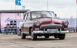 El Volga Foto de archivo