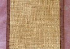 El wale colorido, modelo de la tela de la textura de la funda de almohada puede utilizar como Imágenes de archivo libres de regalías